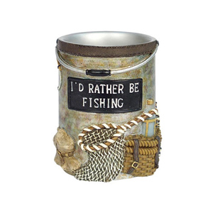 Rather be fishing tumbler for Rather be fishing