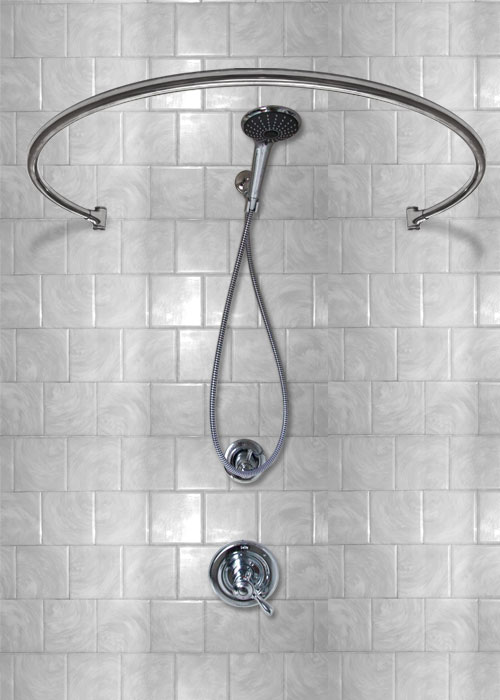 Charmant ShowerRods Etc.com