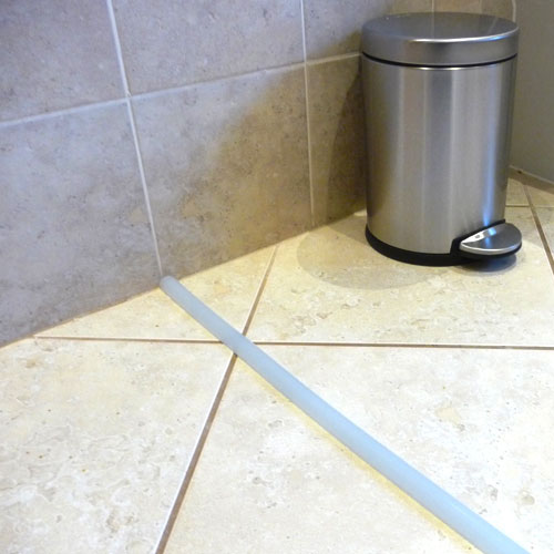 how to seal a bathroom floor shower floor seal 2 meters 25514