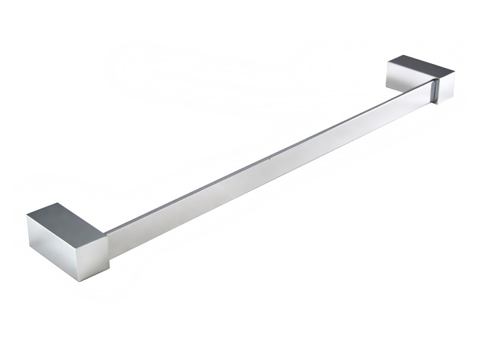 Modern 18 Quot Towel Bar Polished Chrome
