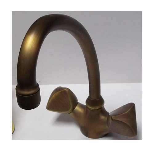 Grohe - Classic Bar/ Kitchen Faucet - Antique Brass